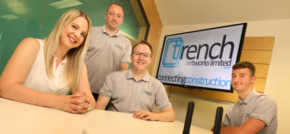 Remote access internet solutions expert Trench Networks makes key appointments