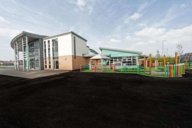 Work To Extend Buckshaw School Complete