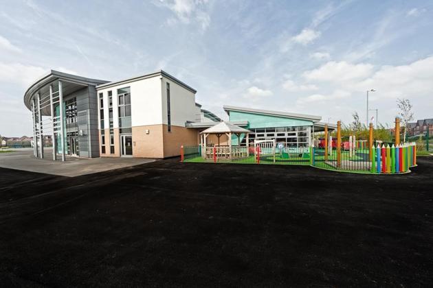 Work To Extend Buckshaw School Complete