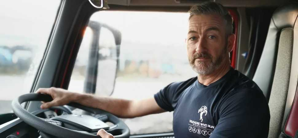 North West logistics firm joins campaign to promote truckers' health and fitness