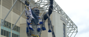 Trunk and 32Red team up to celebrate Leeds United centenary