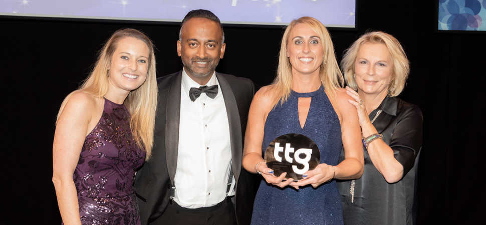 Manchester Travel Agent Named the UK & Ireland's Best In Business