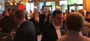Amazing support for networking event in Chester