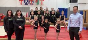 Gymnastics Academy opens in Leigh after Covid set back
