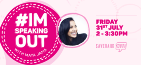 Maya Jama Joins Forces with Savera UK Youth for Awareness Event