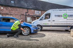 TyresOnTheDrive.com partner with Cheshire Fire Service