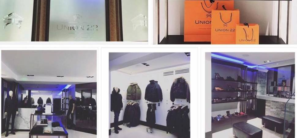 Understated luxury menswear store makes huge style statement in Liverpool