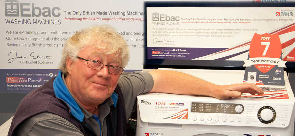 Uckfield Electrics flies the flag for British manufacturing