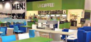 Rotherham welcomes new coffee shop & eatery concept in the form of UK Coffee Sho
