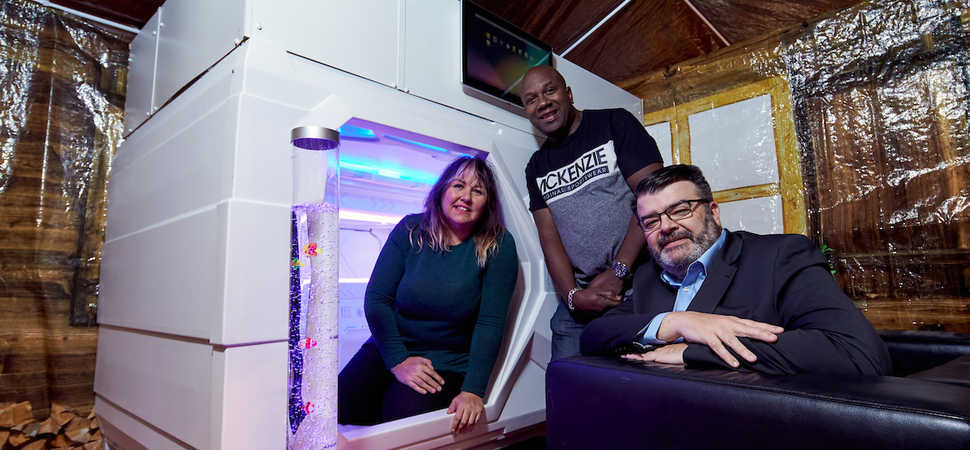 First-of-its-kind Sensory Box launched at Rotherham disability support centre