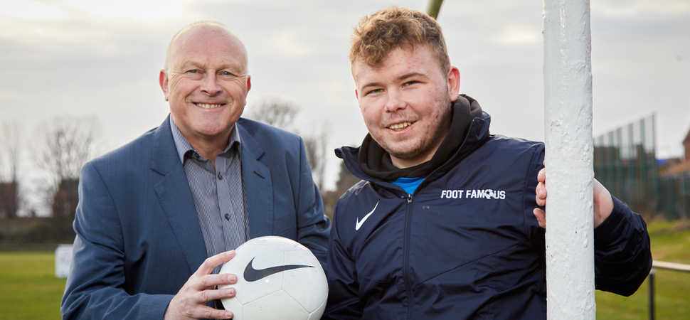 Rotherhams new football training academy scores amongst talented youngsters
