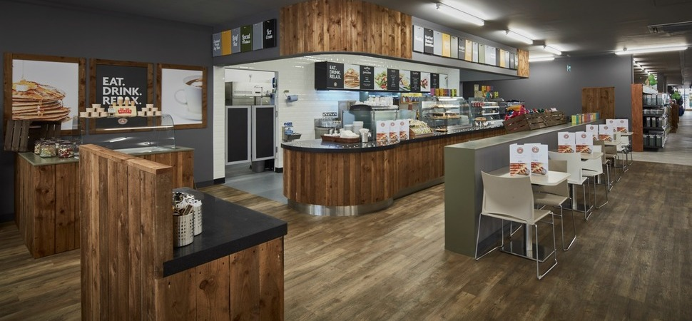 Ultimate Cafe goes 'fourth' with new Kingston upon Thames site