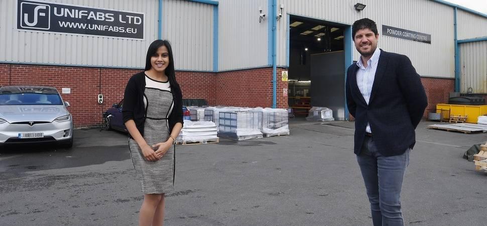 Nuneaton manufacturer expanding footprint
