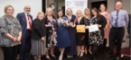 Wigan's Unify Credit Union wins three awards at the industry 'Oscars'