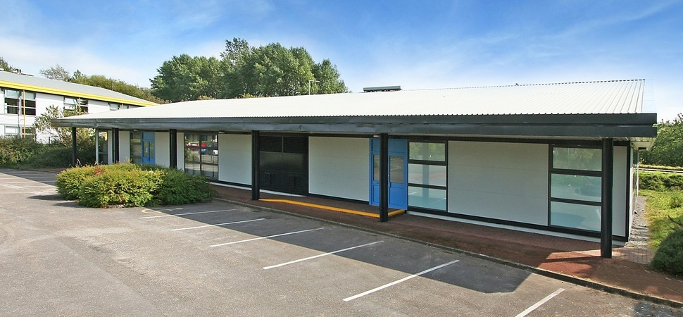 Rare Freehold HQ-style office building brought to the market