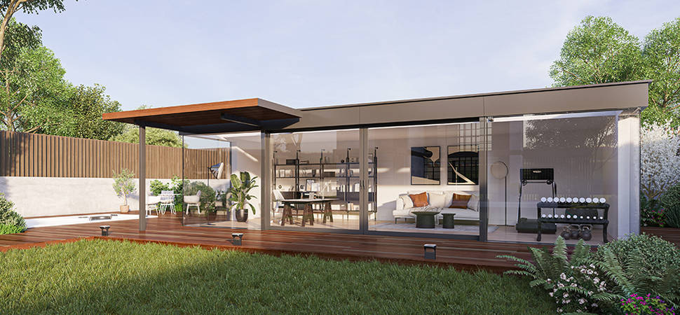 GlasHaus Design launches in response to rise in demand for luxury garden rooms