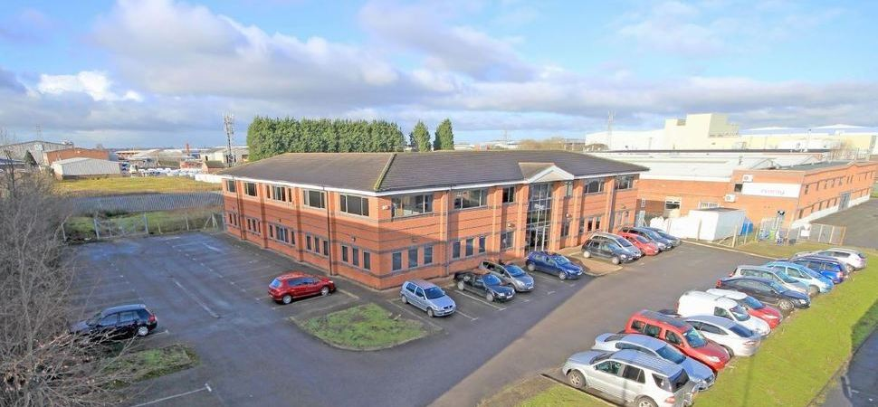 Joint Agents Appointed on Cheshire Office Building