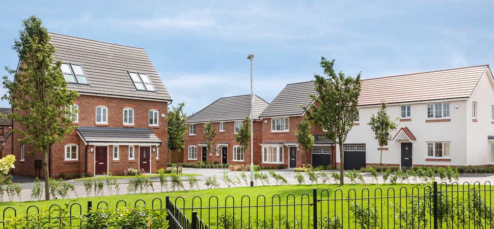 Green Light for 160 new homes at new South Newark neighbourhood