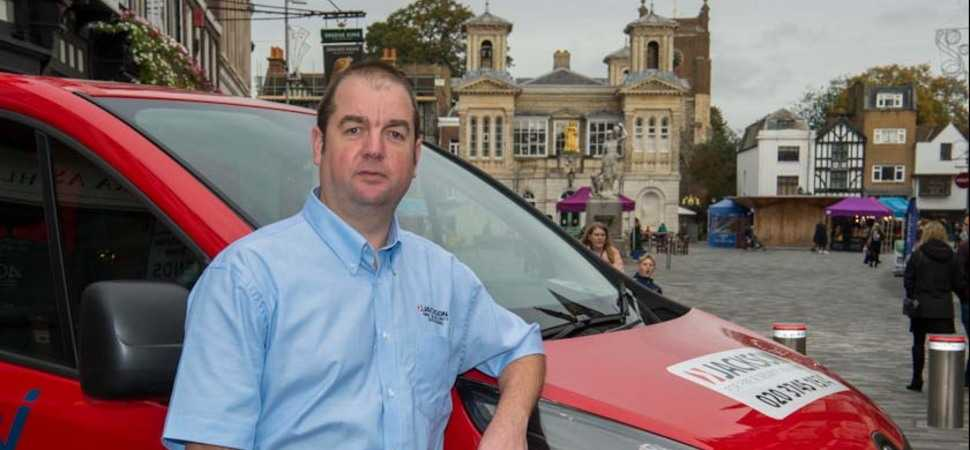 Fire and security firm to open first London branch