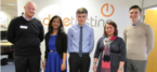 Midlands graduates help Edge Testing reach major milestone