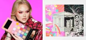 Manchester Agency MERo Design Branding for Beauty Influencer Palette Launch