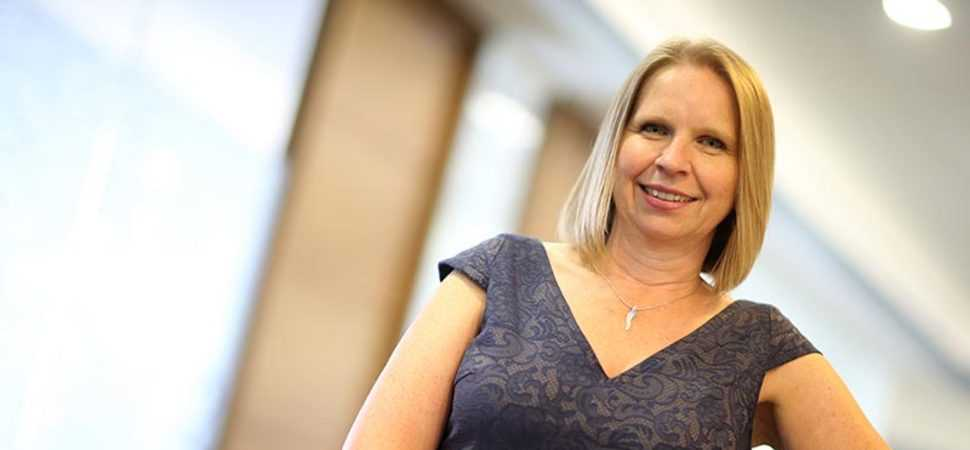 UNW promotes head of charity and not-for-profit Anne Hallowell to partner
