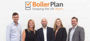 Boiler Plan's growth plans heating up after multi-million-pound investment