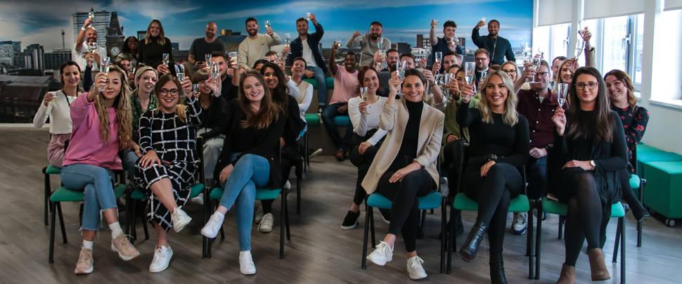 Gleeson Recruitment Group Commemorates 10th Year Milestone