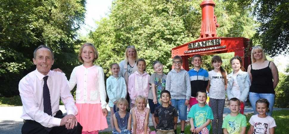 Friends of Chernobyl's Children supported by Simon Bailes in milestone year