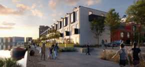 Plans submitted for modular Urban Splash homes at Wirral Waters