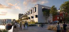 Council approves first wave of Urban Splash homes at Wirral Waters