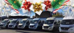 Vantage Motorhomes Introduces Pre-Christmas Factory Open Days.