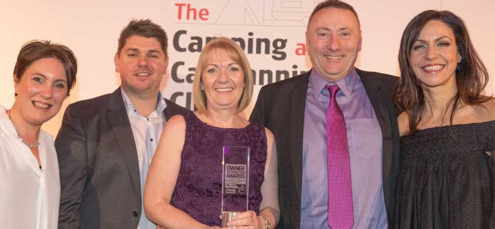 Vantage Motorhomes Wins Top Motorhome Manufacturer Award