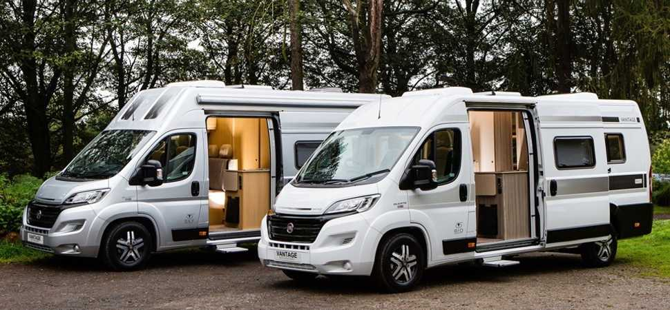 Vantage Motorhomes Brings New Family-Friendly Motorhomes To The NEC Show