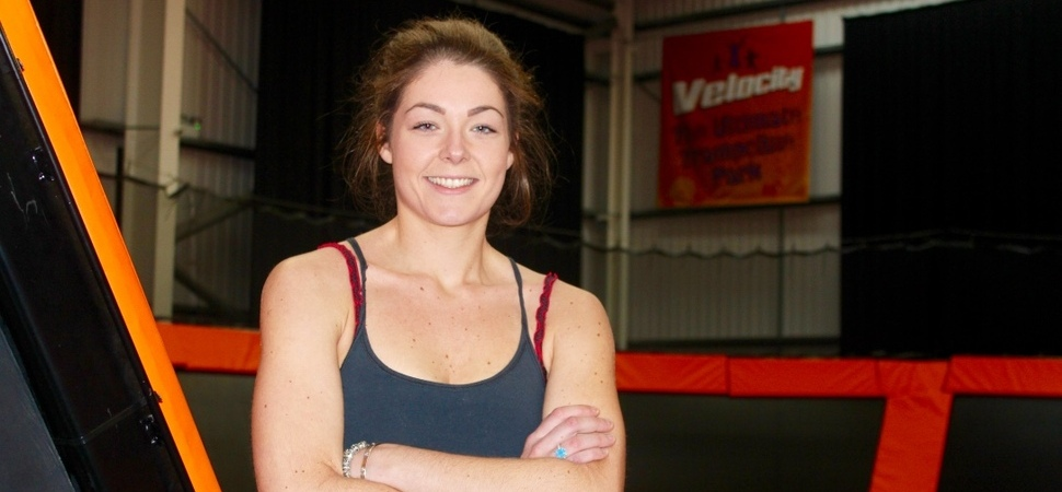 Velocity Trampoline Park jumps on board with its new fitness programme