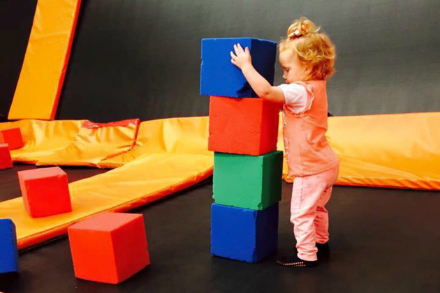 Velocity Trampoline Park advises parents on importance of exercise for toddlers