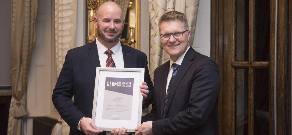 Vertu Boston Honda Business Manager receives national award