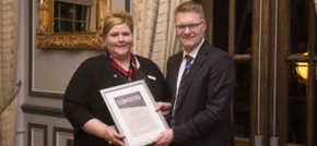 Bristol Street Motors Halifax Nissan colleague receives prestige award