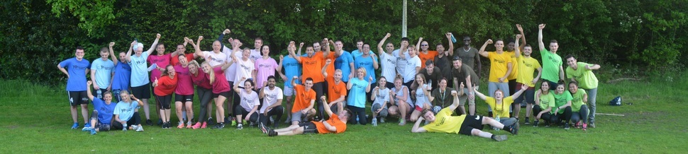 Towers team goes for gold in Didsbury Games for The Christie