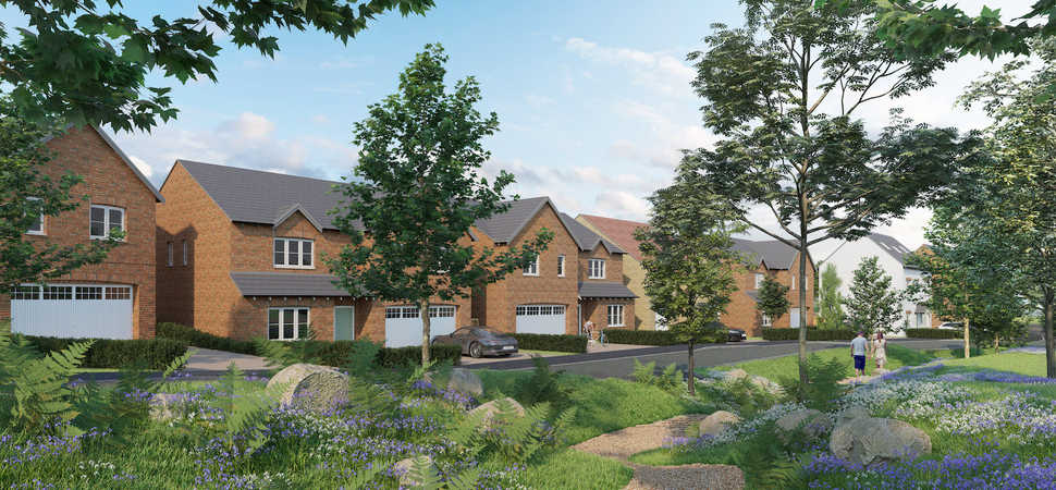 New multi million pound development for County Durham