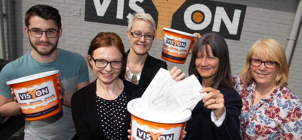 Leading Cheshire law firm donated thousands to Visyon