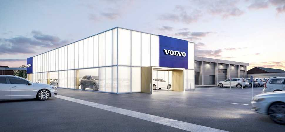 Local Volvo retailer drives into the new year with exciting networking event