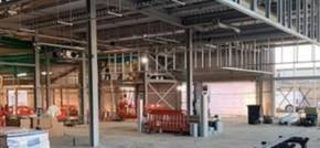 First look at new multi-million pound showroom taking shape in Southampton