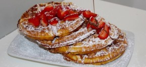 Ultimate Cafe set to sweeten things up with week-long waffle celebrations