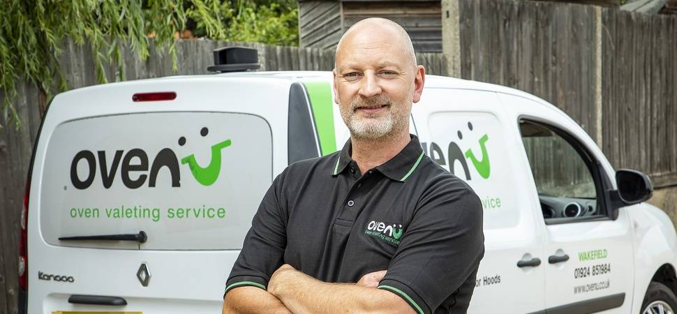 Richard marks second year in business with customer service award