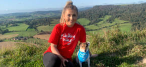 Almost £6,000 raised in Walk for Wag Anywhere Fundraiser