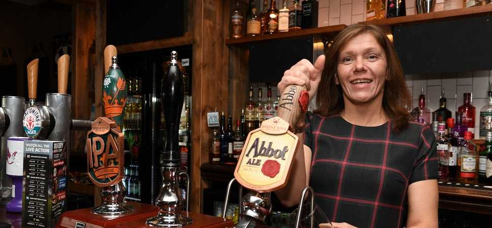 Northampton pub reopens following six-figure investment creating three new jobs