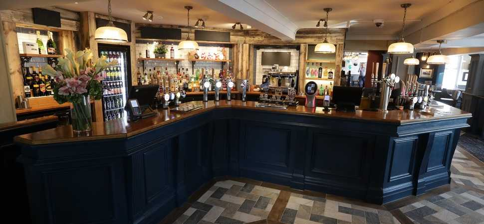 Greasby pub re-opens with a fresh new look