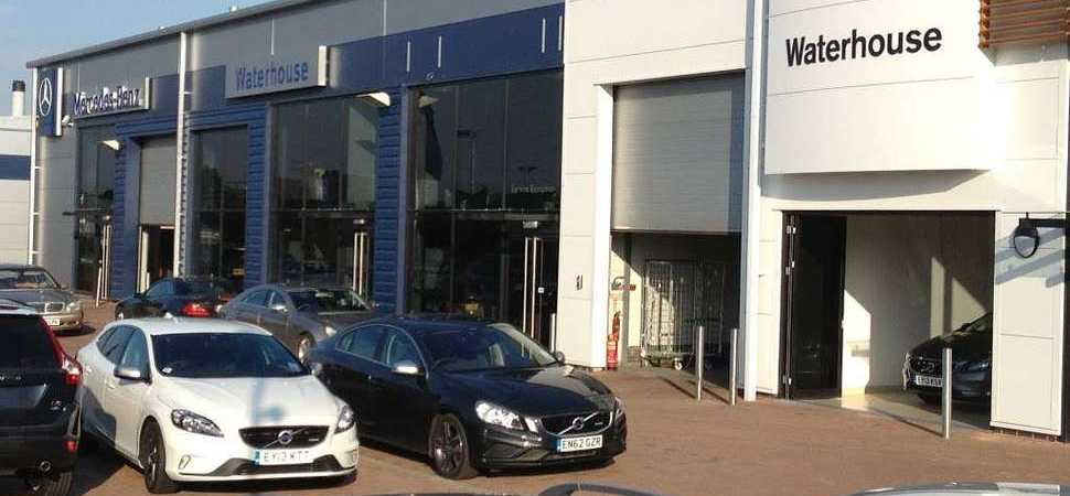 Back to basics Chelmsford car retailer offers free massage to combat back pain