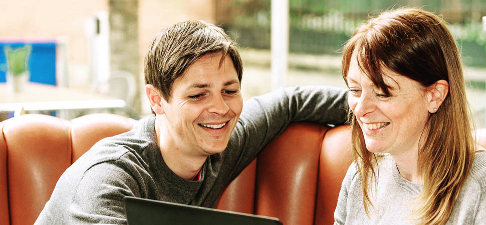 Hampshire couple creates affordable business service